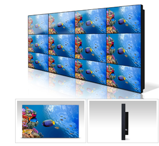 CCTV Video Walls Security Monitors LED CCTV Monitor LCD CCTV