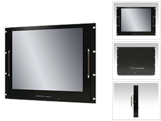 Rack Mountable Monitor